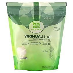 Grab Green Naturally-Derived, Plant & Mineral-Based Laundry