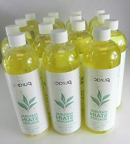 15 BOTTLES of Puracy Natural Enzyme Laundry Stain Remover Wi