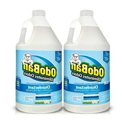 2 1 Gallon OdoBan Fabric & Uphlostery Odor Eliminator Concen