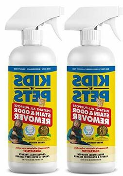 Kids N Pets Instant All-Purpose Stain And Odor Remover 27.0