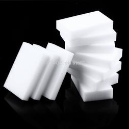 PREUP 20pcs/2pack White Eraser Clean Melamine Sponge Wash <f