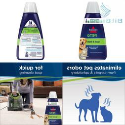 BISSELL 2X Pet Stain & Odor Portable Machine Formula, 32 oun