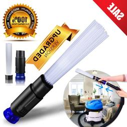 2X Vacuum Cleaner Dust Dirt Remover Universal Attachment Too