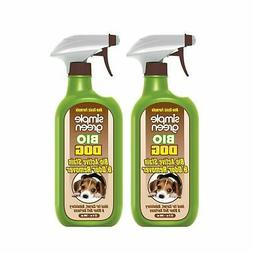 Simple Green 32 oz. Bio Dog Pet Stain and Odor Remover - 2 B