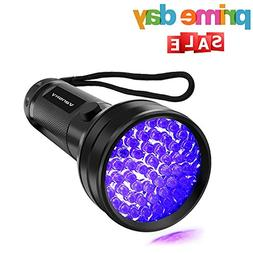 UV Flashlight Black light UV Lights , Vansky 51 LED Ultravio