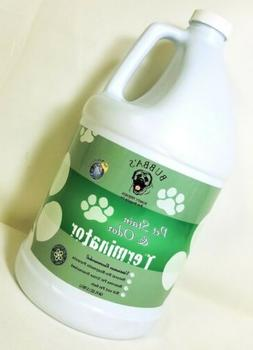 BUBBAS, Super Strength Commercial Enzyme Cleaner-Pet Odor El