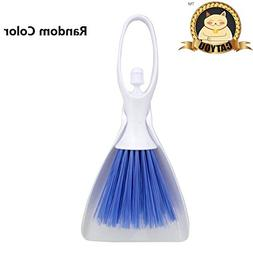 CatYou Pet Portable Small Cleaning Broom Dustpan Set for Ham