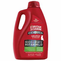 Nature's Miracle P-98144 Advanced Cat Stain Odor Remover