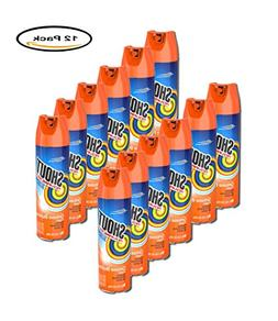 PACK OF 12 - Shout Advance Stain Remover Aerosol, 18oz