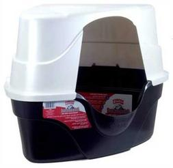 Nature's Miracle Advanced Hooded Corner Litter Box