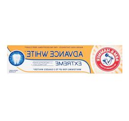 Arm And Hammer Advanced White Teeth whitening Toothpaste Sta