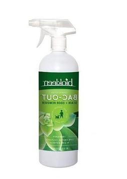 biokleen Bac-Out Stain & Odor Eliminator with Live Enzyme Cu