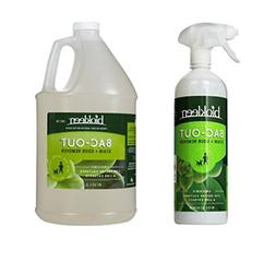 Biokleen Bac-Out Stain and Odor Remover Foam Spray 32 oz wit