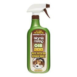 Bio-Active Dog Stain & Odor Remover, 32 Oz Simple Green for