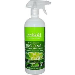 Bio Kleen Bac Out Stain Remover and Odor Eliminator with Foa