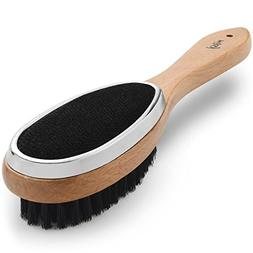 Miscly Professional Clothes Brush Lint Remover 2 in 1 w/ Gen