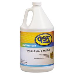 Zep Professional Calcium & Lime Remover, Neutral, 1gal Bottl