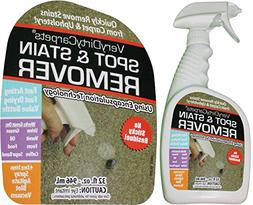 Carpet & Upholstery Cleaning Solution Spot & Stain Remover S