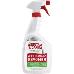 Nature's Miracle Cat Stain and Odor Remover With New Odor
