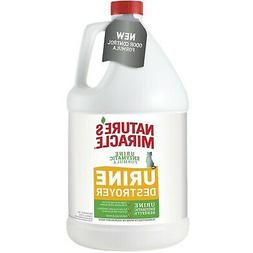 Nature's Miracle Cat Urine Destroyer Gallon