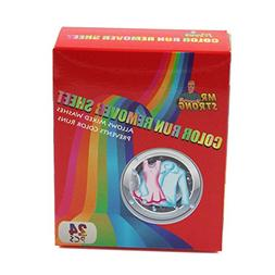 Color Catcher Dye Trapping Sheets 24 Count,Color Catcher She