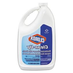 Clorox 35420CT Clean-Up Disinfectant Cleaner with Bleach, Fr