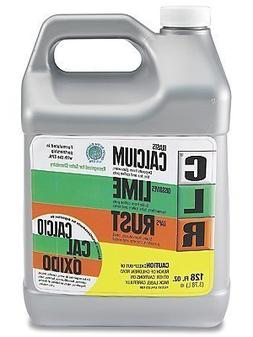 CLR PRO Calcium, Lime and Rust Remover, 128 oz Bottle - Incl