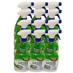 Zep Commercial Mold Stain and Mildew Stain Remover, 32 Fl Oz