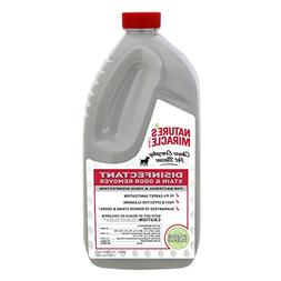 Nature's Miracle Brand Disinfectant Stain/Odor Remover