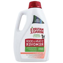 Nature's Miracle Dog Stain and Odor Remover, 128 fl oz, Melo