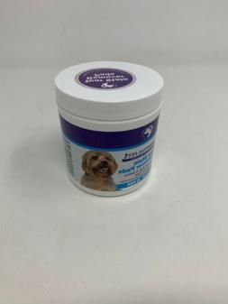 essential pet tear stain remover pads