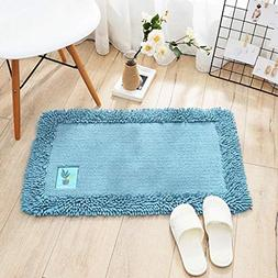 Cocal Exquisite Fashion Style Super Absorbent Bath Mat Thick