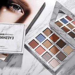 Eyeshadow Powder PaletteDEESEENew 12 Colors Cosmetic Eyeshad