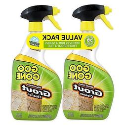 Goo Gone Grout Cleaner 14 oz. Trigger Twin Pack | Maximum St