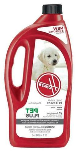Hoover PetPlus Pet Stain & Odor Formula Solution Remover ,32