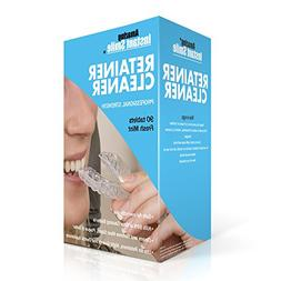 Amazing Instant Smile Professional Retainer Cleaner 90 Table
