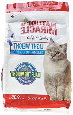 Nature's Miracle Just for Cats Light Weight Clumping Litter,