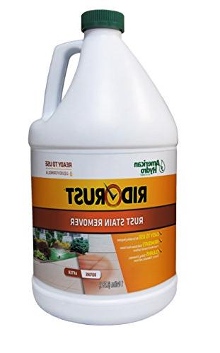 Pro Products 2662-GL Rid O Rust Liquid Rust Stain Remover