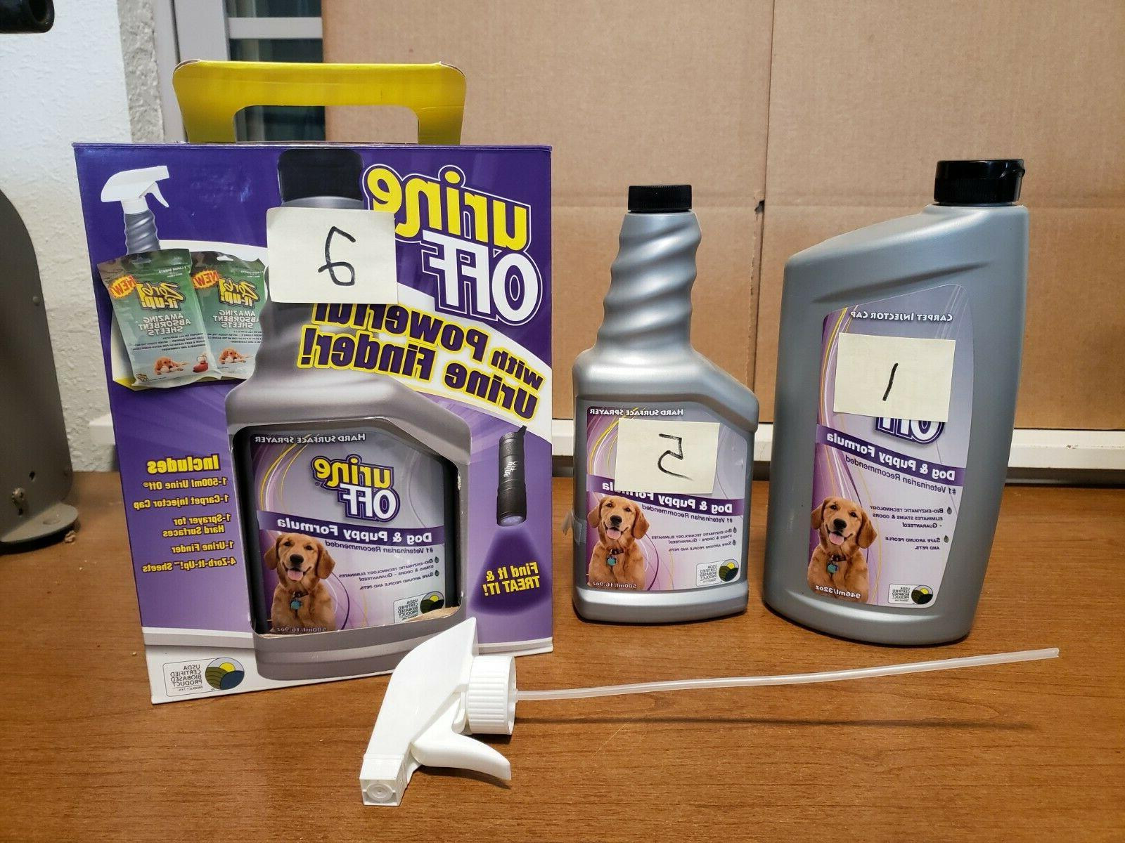 8 units odor and stain remover