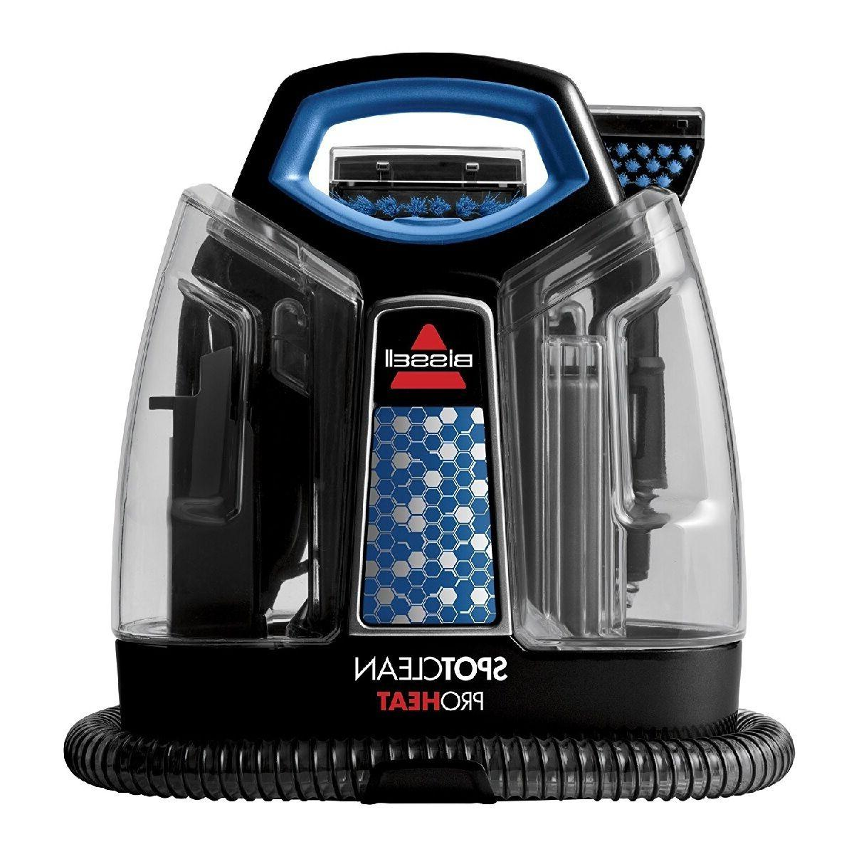 BISSELL - SpotClean ProHeat Handheld Deep Cleaner - Black/Mo