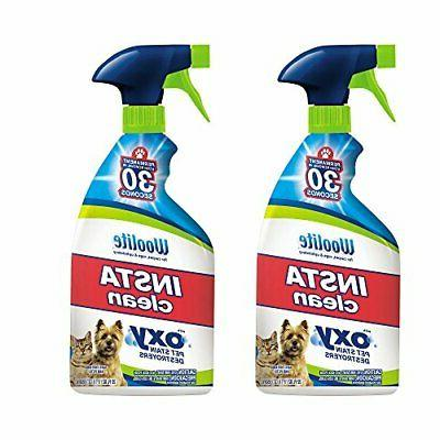 Bissell Woolite INSTAcleanPermanent Pet Stain Remover