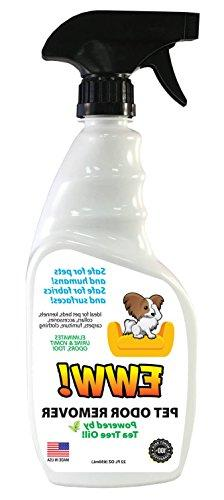 EWW! All Natural Pet Odor Remover- Effective on Urine and Vo