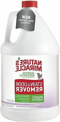 Nature's Miracle P-96970 Dog Stain and Odor Remover, Lavende