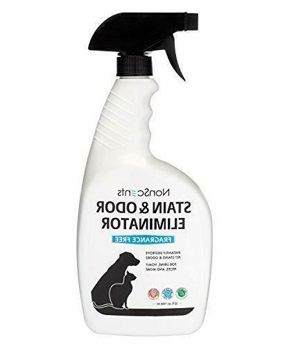 NonScents Pet Odor & Stain Remover Spray 32oz - Pet Stain &