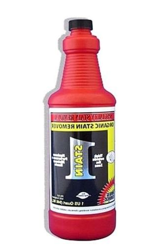 Stain 1 Carpet Stain Remover By Pro's Choice