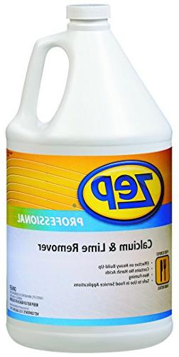 Zep Professional 1041491 Calcium and Lime Remover, Neutral,