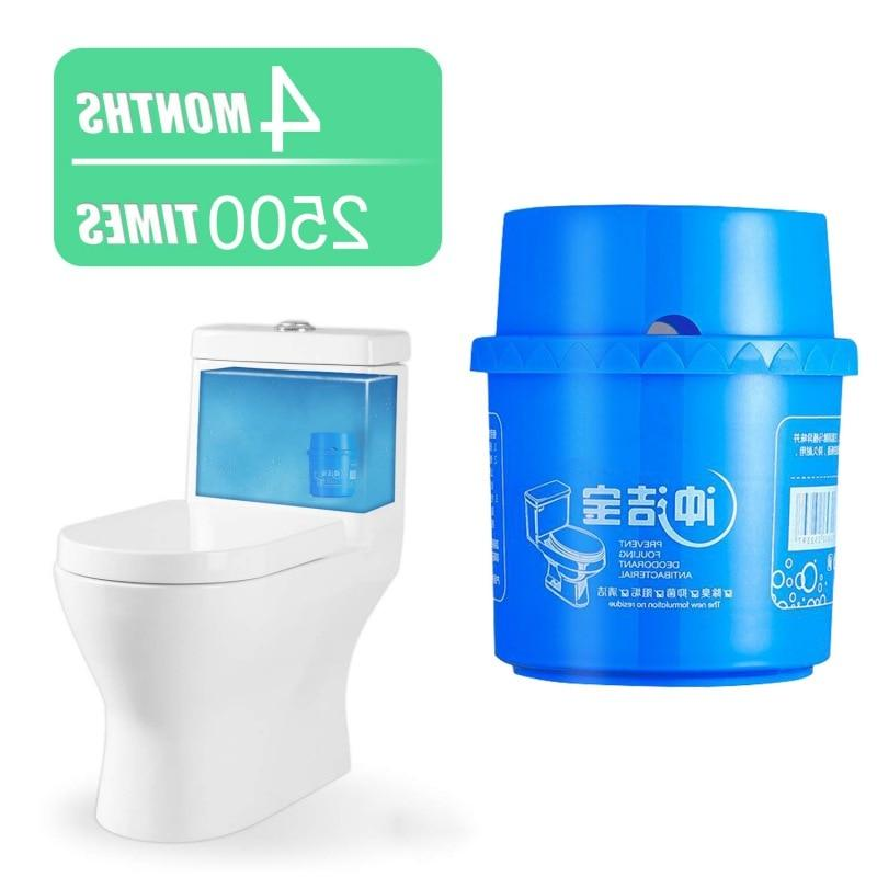 Automatic Toilet Bowl <font><b>Cleaner</b></font> <font><b>S
