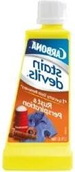 Carbona Stain Devils #9 - 4 Pack for Fabric Stains