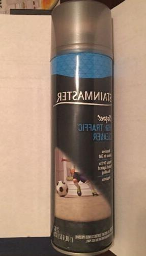 4x STAINMASTER CARPET HIGH TRAFFIC CLEANER- CLEANS & PROTECT