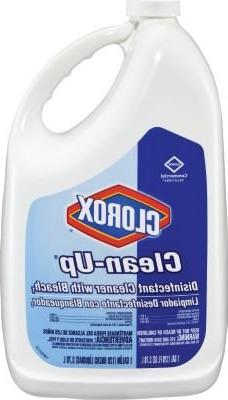 Clorox® Clean-Up® Disinfectant Cleaner With Bleach, Refill